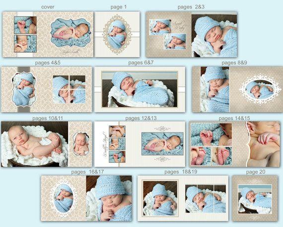 Fotoalbum pro chlapce