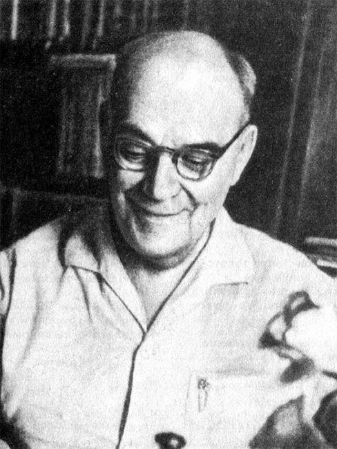 Alexander Solodovnikov: Ruský básník