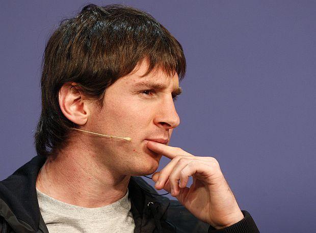 Argentinský fotbalový hráč Lionel Messi: biografie, osobní život, kariéra