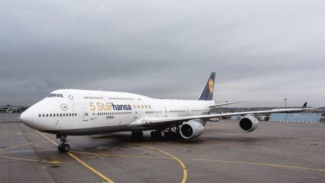 Lufthansa Airlines: recenze