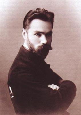 Bryusov Valery Yakovlevich, krátká biografie a tvořivost