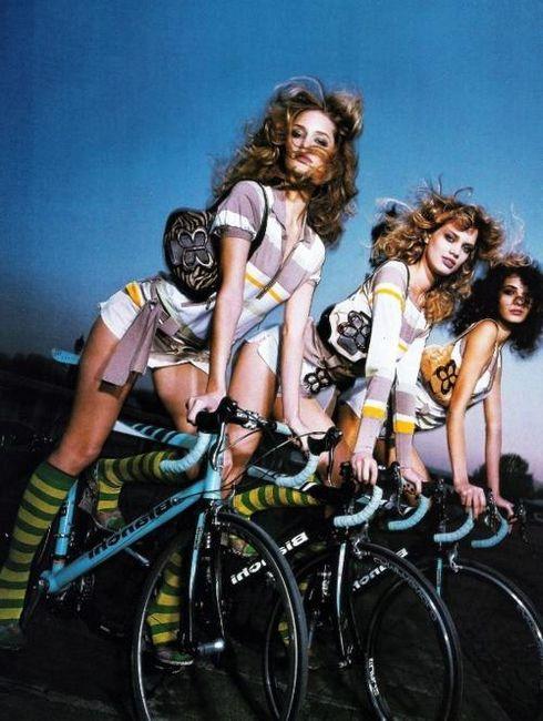 Jaké je využití cyklistiky?