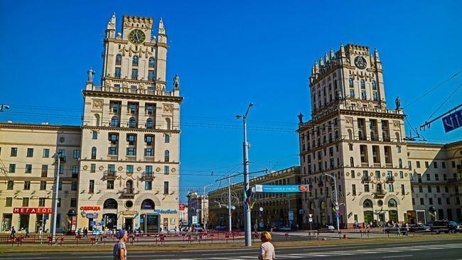 Co sami vidíte v Minsku?