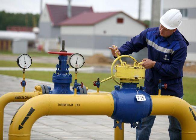 Ruský plyn