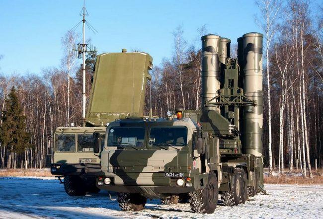 Ruské zbraně pro vývoz