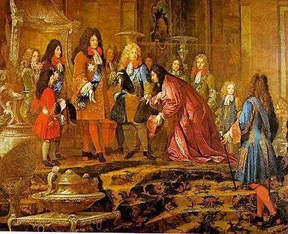 Co je absolutismus a absolutní monarchie?