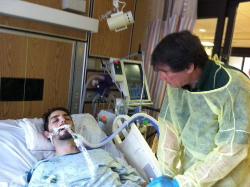 po anestezii
