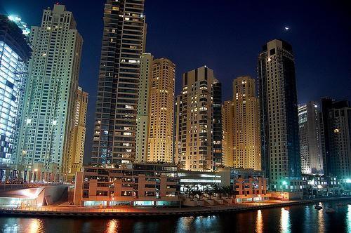 Pojďme definovat: kde jsou Dubaj?