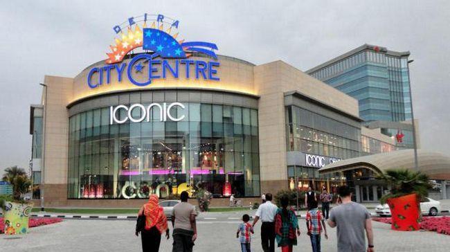 `Deira City Center` (Dubaj): obchody, pracovní plán, recenze