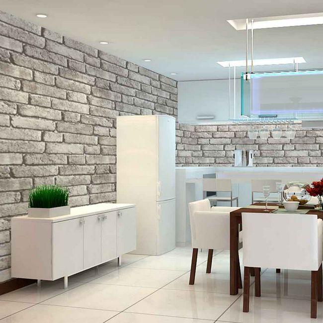 Dekorativní dlaždice pro interiérové dekorace: funkce a nápady