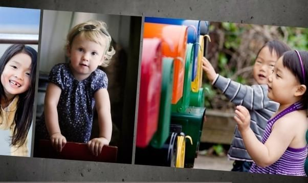 Dětské portfolio: specifika kompilace