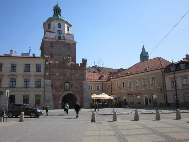 Památky Lublin (Polsko): historická místa, výlety