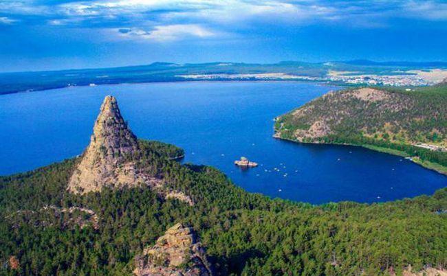 Pojedeme na dovolenou do Kazachstánu. Shchuchinsk - skvělé místo k odpočinku