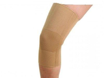 kolena opuštěná