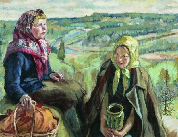 F.A. Abramov `Pelageya`: shrnutí, spiknutí a hlavní postavy příběhu