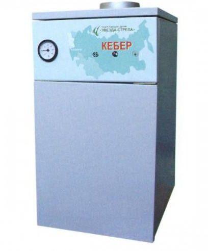 Plynový kotel `Keber`: uživatelská příručka, hodnocení