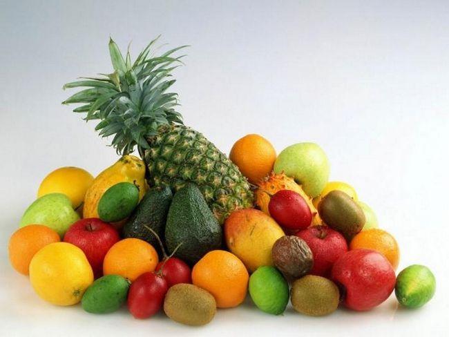 Kde je vitamin C - základní potraviny pro zdravou výživu