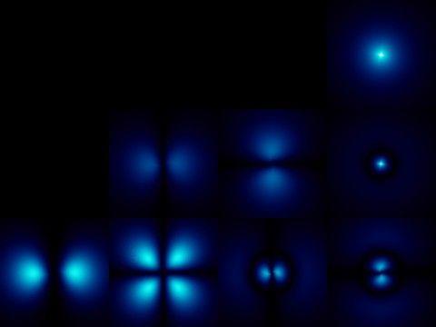 Hlavní kvantové číslo jako hlavní indikátor stavu elektronu
