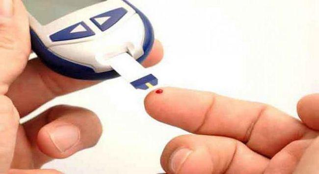 diakonový monitorovací systém glukózy