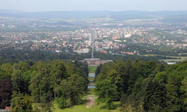 Město Kassel, Německo: popis, atrakce, fotografie