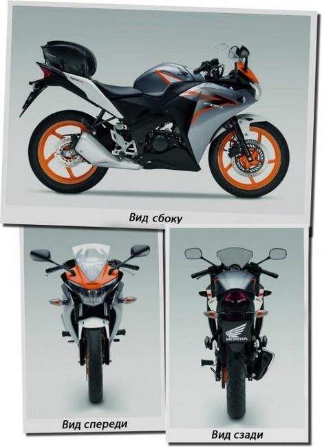 Honda CBR 125 R - silná a stylová malá věc