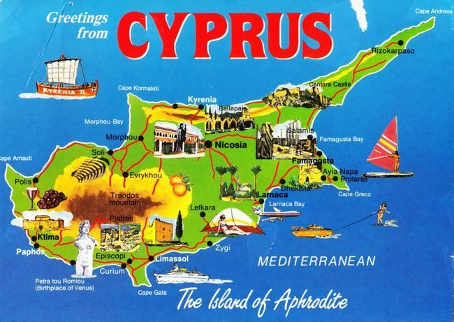 Jak najít práci na Kypru?