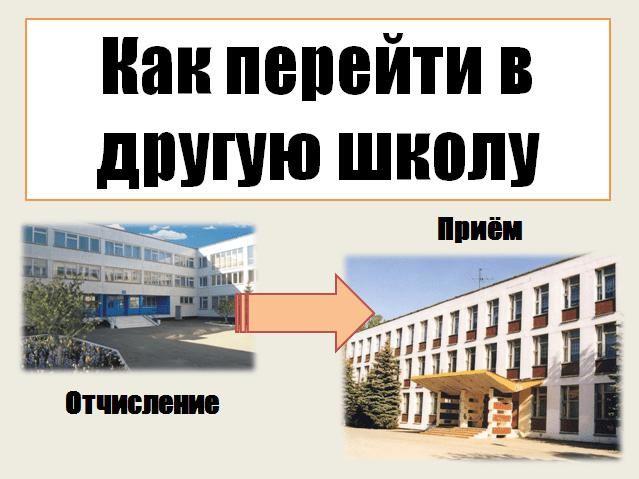 Jak se přestěhovat do jiné školy v Rusku