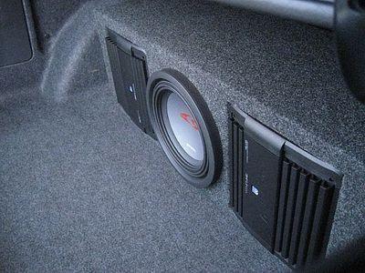 Как подключить сабвуфер в машину, где его расположить