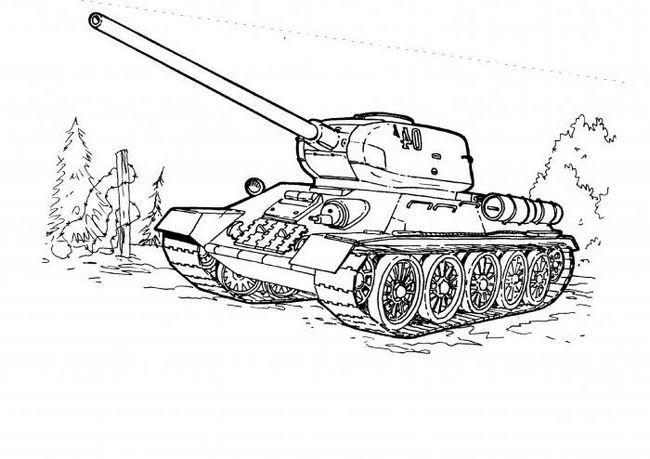 Jak kreslit tanky: Tipy
