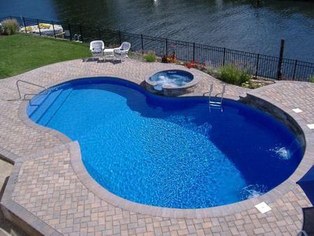 Jak vytvořit bazén s vlastními rukama. Krásné a osvěžující řešení.