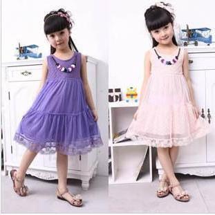 Jak šit dětské šaty? Nebo možná se svázat?