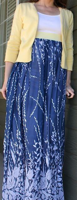 Jak šit sukni v podlaze - hlavní trend sezóny