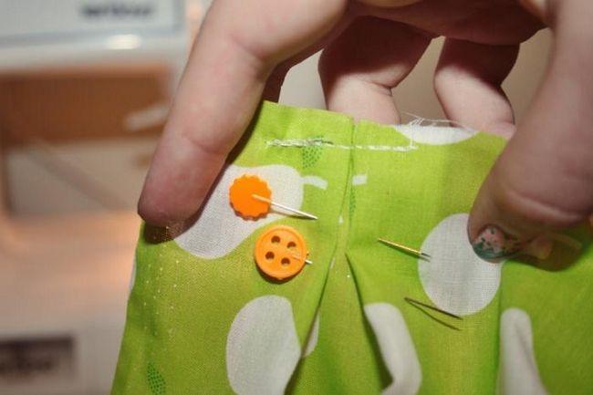 Jak si sami sušit sukni v záhybu?