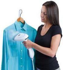 Jak vybrat parník pro domácí oblečení