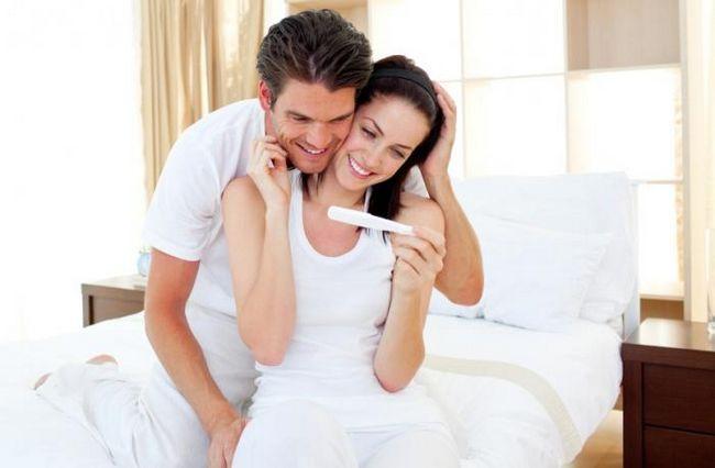 Jaké jsou příznaky prvního dne těhotenství?