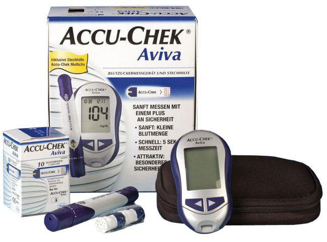 Accu-Chek Aviva