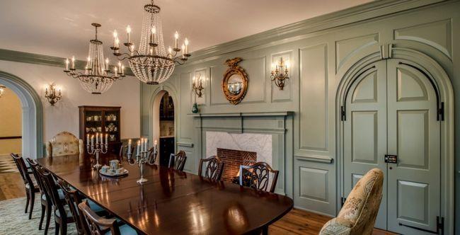 Colonial styl v interiéru: popis, foto