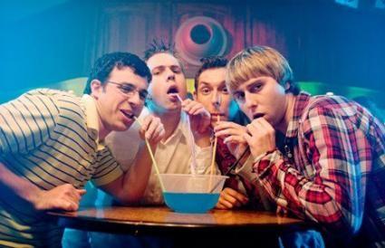 komedie o teenagery
