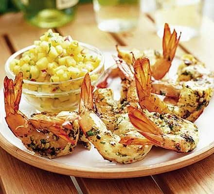 Královské krevety: recepty na vaření