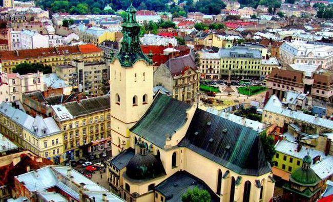 Nejkrásnější místa na Ukrajině: přehled, popis a recenze