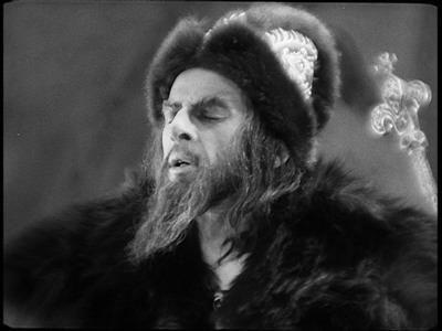 Krátká biografie Ivana Hrozného