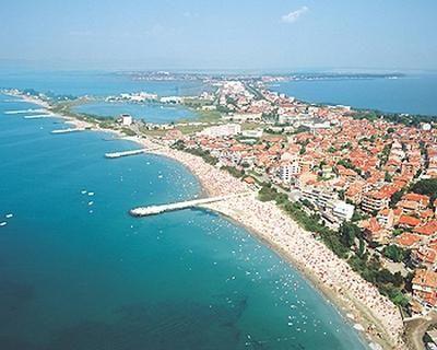 Resort městech Ruska, který se nachází na pobřeží Černého moře