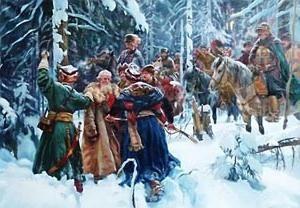 Lidová milice, která zachránila ruskou státnost