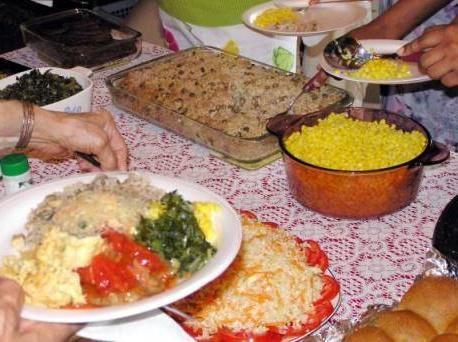 Neobvyklé jídlo, nebo co vařit pro bdění