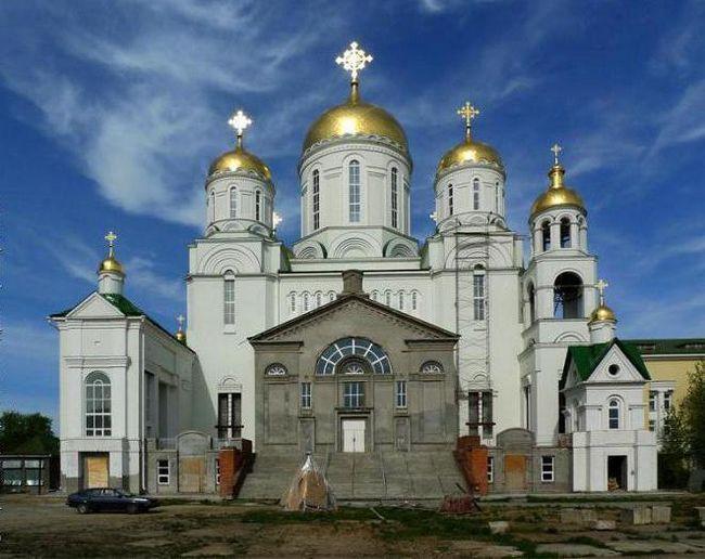Nikolská katedrála Nižnij Novgorod: popis, historie, plán služeb