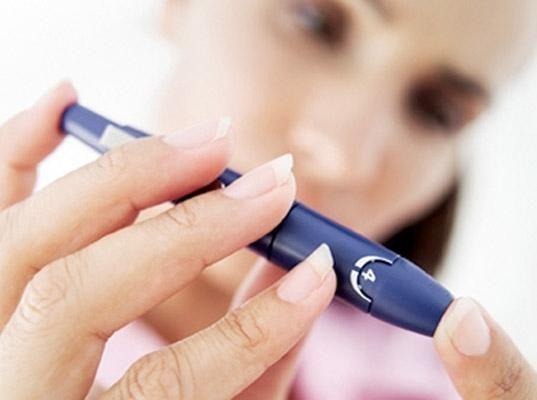 test glukózy v krvi