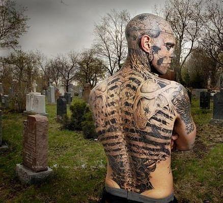 jak provést dočasné tetování
