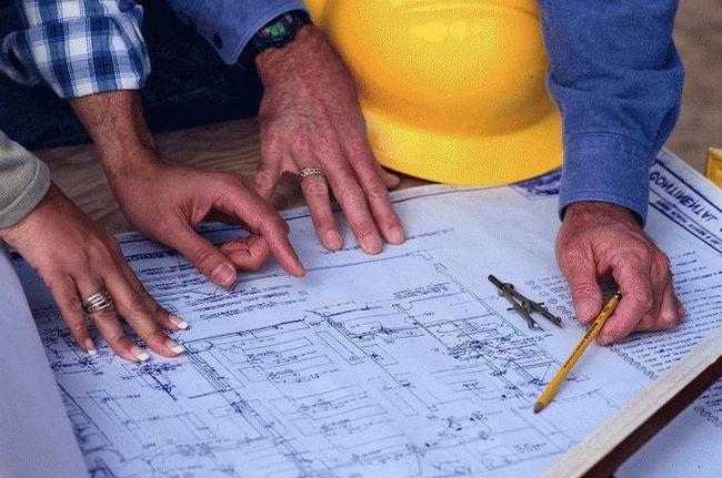 Obecný projekt organizace výstavby