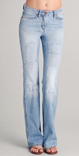 Originální náplast na džíny vám dá nový život