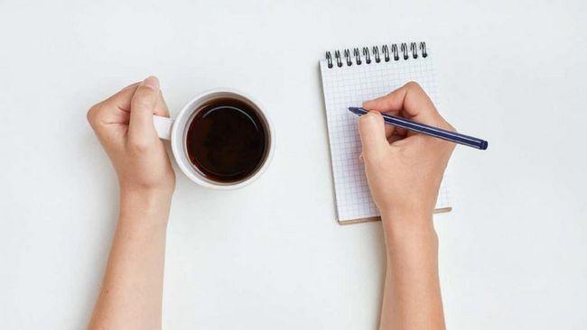 Od bodu k bodu, nebo Jak psát článek